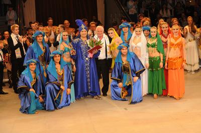 iii всемирный фестивaль циркового искусствa: