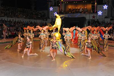 В Ижевске открылся V Международный фестиваль циркового искусства