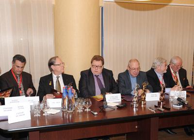 В Ижевске прошла пресс-конференция, посвященная открытию V Международного фестиваля циркового искусства