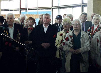 В цирке на пр. Вернадского 10 мая состоится встреча ветеранов ВОВ