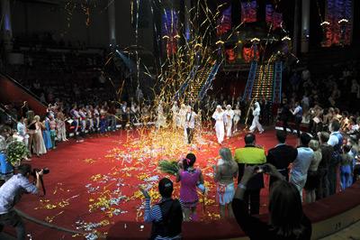 XI Международный Молодежный фестиваль циркового искусства