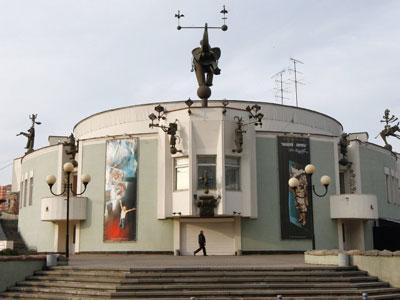"""Театр """"Уголок дедушки Дурова"""" возмущен произошедшим инцидентом с белой медведицей"""