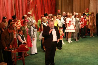 Цирковые деятели поздравили театр «Уголок дедушки Дурова» с юбилееми