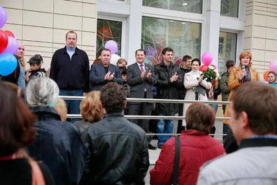В Ярославском цирке открыты интеграционные мастерские для детей-инвалидов