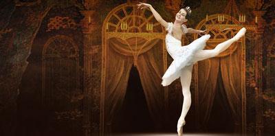 Балет П.И. Чайковского «Спящая красавица» пройдет на сцене Государственного Кремлевского Дворца