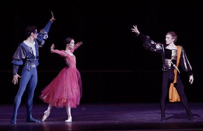 Романтический балет «Ромео и Джульетта»