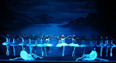 балет П.И. Чайковского - «Лебединое озеро»