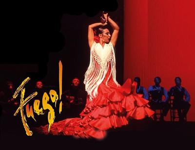 Испанское шоу фламенко «FUEGO!»