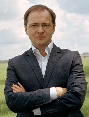 Министр культуры РФ  В.Р. Мединский
