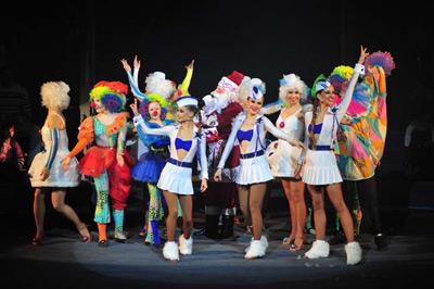 С 20 декабря 2012 г. по 13 января 2013 г. в столице Латвии на манеже Рижского цирка прошли гастроли программы «Новогодние приключения в Рижском цирке» компании Росгосцирк  п/р Заслуженного артиста России Александра Иванова.