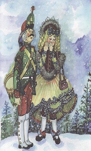Солдат и Маша