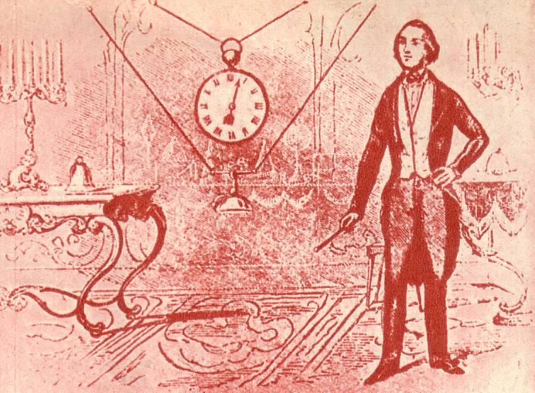 Таинственные часы Робера Гудэна