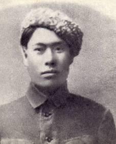 Ся Ю-шан – красногвардеец