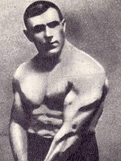 Русский лев Георг Гаккеншмидт