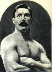 Чемпион США по вольной борьбе Том Дженкинс