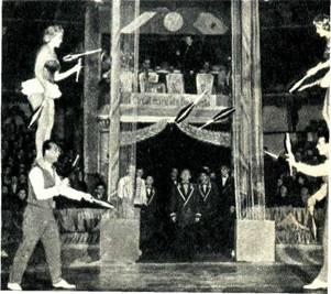 венгерские жонглеры – Иван