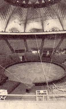 Под куполом Бухарестского цирка2