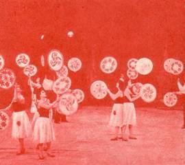 Замечательное помещение нового Бухарестского цирка2