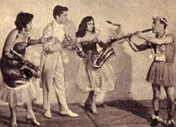 4 Этвеш – музыкальные эксцентрики