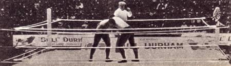 Матч-реванш между  Гаккеншмидтом  и Готчем