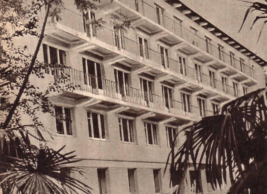 В Сочи заканчивается строительство гостиницы