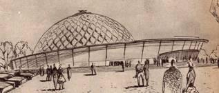 В нашей стране строится немало новых цирковых зданий
