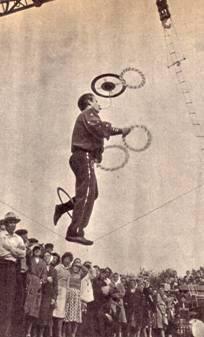 Миша Стецов – бывший униформист Кемеровского цирка