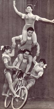 Велофигуристы