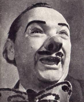 Клоун Константин Берман