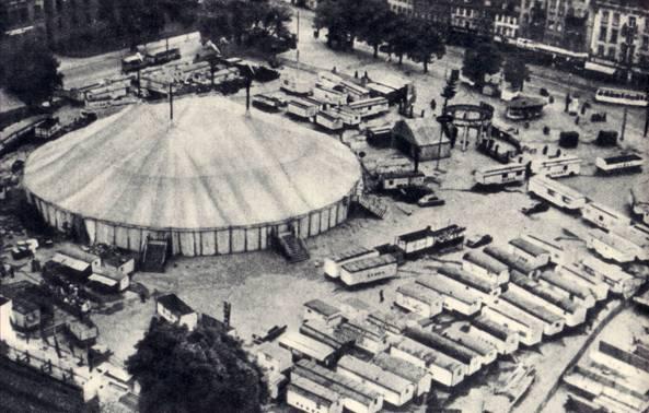 Цирк в ГДР