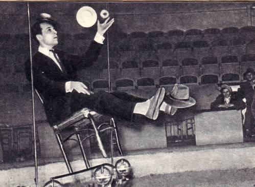 Эквилибрист-эксцентрик В. Лойко