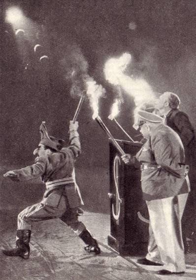 Эпизод «Речь поджигателя войны»