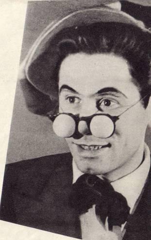 Комический жонглер. Лев Усачев