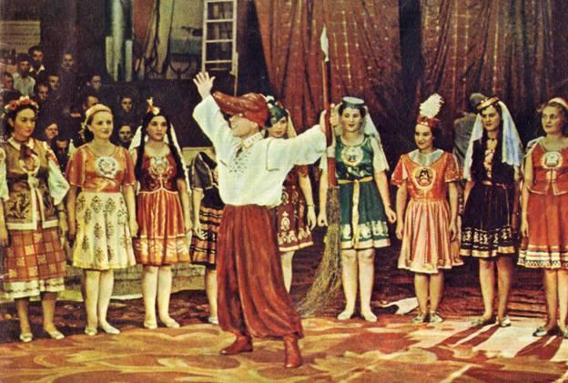 Национальный цирковой коллектив Украины