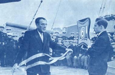 Народный  артист  РСФСР  Э.   Кио  с  сыном Игорем Кио