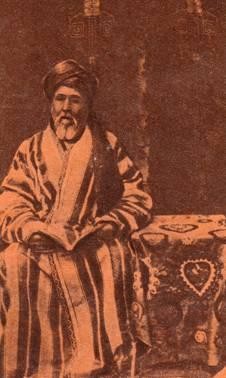 Учитель Лонго факир-дервиш  шейх Бен-Али