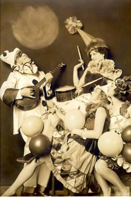 Цирковой оркестр. Организация праздника на WWW.RUSCIRCUS.RU