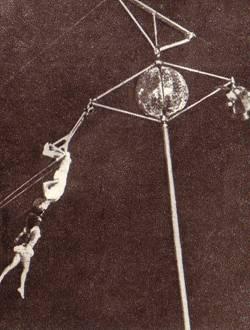 Воздушные акробаты