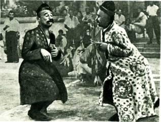 Народные комедийные сценки – «кизикчилики» пользуются неизменным успехом