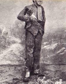 А. И. Орлов, исполнявший роль Барона в пьесе «На дне»,