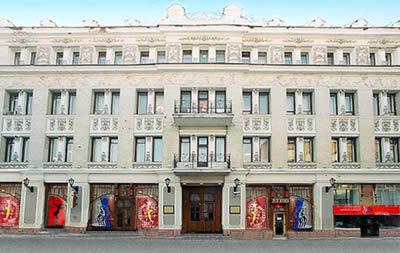 Здание Росгосцирка