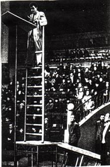 Вольностоящая лестница
