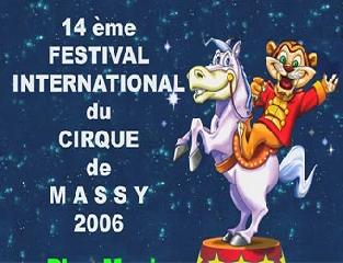 ��������� 14 ��������� � ����� 2006 �. 1 �����. 14  Festivai International Du Cirgue de Massy 2006