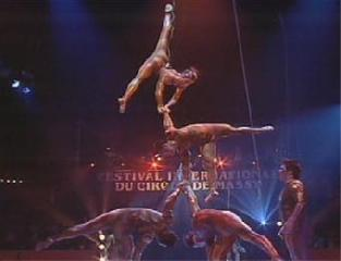 ��������� 14 ��������� � ����� 2006 �. 3 �����. 14 Festivai International Du Cirgue de Massy 2006