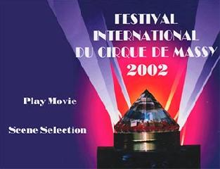 ��������� 10 ��������� � ����� 2002 �. 1 �����. 10 Festivai International Du Cirgue de Massy 2002