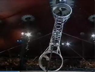 ��������� 10 ��������� � ����� 2002 �. 2 �����. 10 Festivai International Du Cirgue de Massy 2002